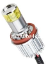 Nokya H8, H11, H16 yellow LED fog light bulbs (SKU: NOK9618)