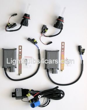 9004 bi-xenon conversion kit