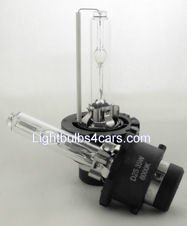 D2S 6000K xenon head light bulbs