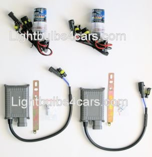 infiniti replacement bulb guide 9005 hid conversion kit