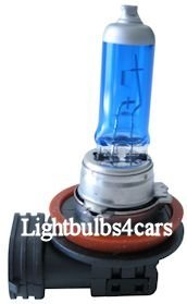 H16 xenon bulbs